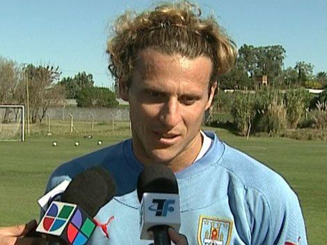 Forlán quiere quedarse en Inter y espera participar en los JJOO