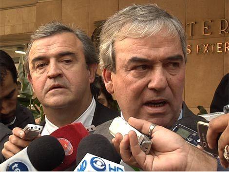 Oposición pidió a Almagro que Uruguay haga dragado por sí solo