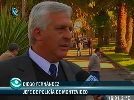 Policía hará cacheo de armas indiscriminado en Montevideo