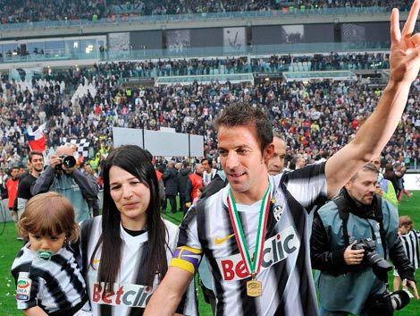 Futbol italiano perdió a dos grandes: Del Piero e Inzaghi
