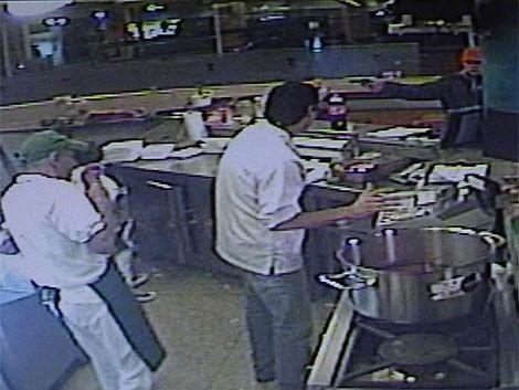 Matan a empleado de pizzería de 8 de octubre y Albo