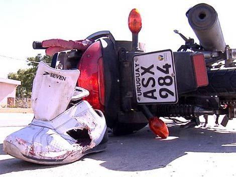 El 54% de jóvenes muertos en el tránsito se debió a motos