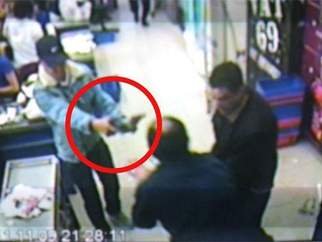 Guardias reclaman mejores condiciones de trabajo en supermercados