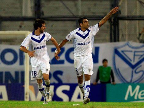 Vélez y Libertad se clasificaron a cuartos de final de la Copa