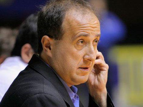 López asumió como DT de la selección de basketball