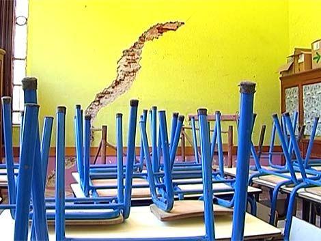 Cronograma de paros en las escuelas de Montevideo