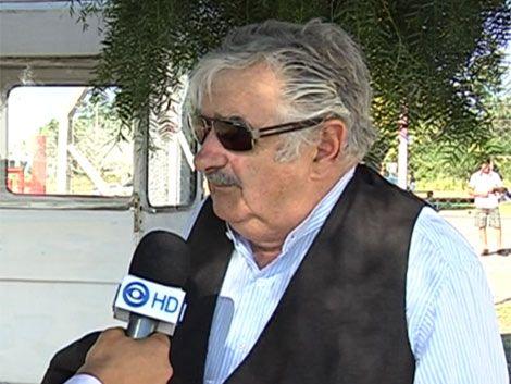 Mujica dijo que autorizará ampliación en puerto de Nueva Palmira