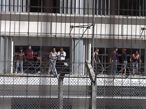 Ministerio denunció penalmente a reclusos amotinados