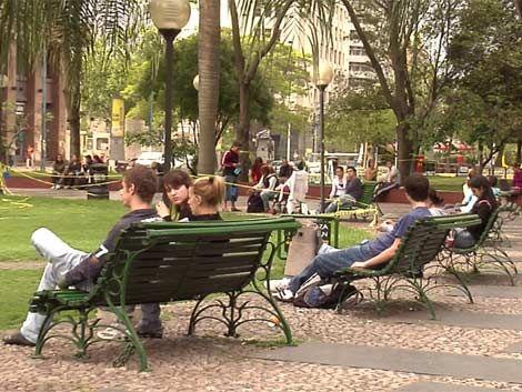 Domingo templado con máximas de 20º en Montevideo