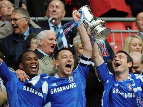 El Chelsea se coronó campeón de la FA Cup