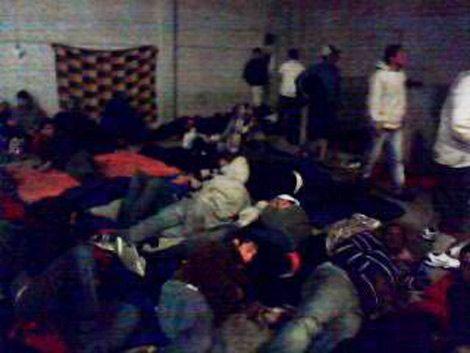 Realojo de presos: quedan 659 durmiendo en 5 patios del Comcar
