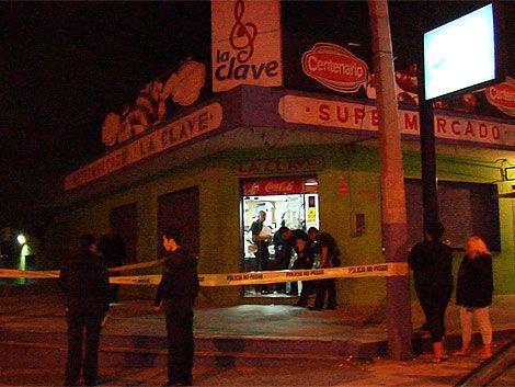 Falleció policía herido en rapiña a supermercado en marzo