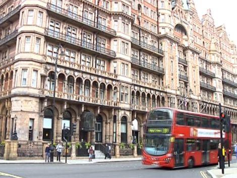 Londres ya tiene un 70% de ocupación hotelera