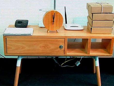 Emprendedores exportan licencias de muebles al exterior