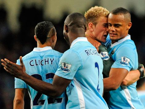El City busca un triunfo ante el Newcastle para seguir líder