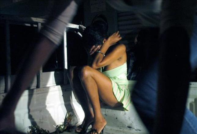 Reclutaban mujeres en Pocitos para prostituirse en Italia