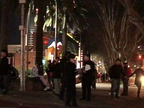 Ladrón herido tras robo a joyería en Montevideo Shopping