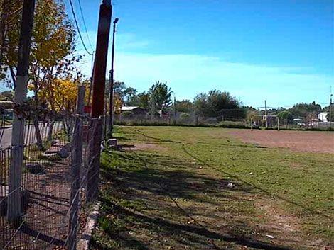 Punta Rieles tendrá su primera plaza de deportes