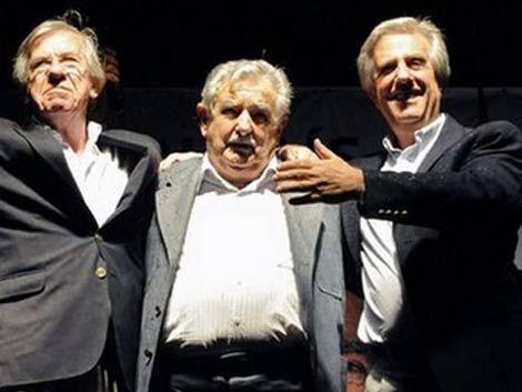 Mujiquismo y aparato tupa simpatizan con Astori de cara a 2014
