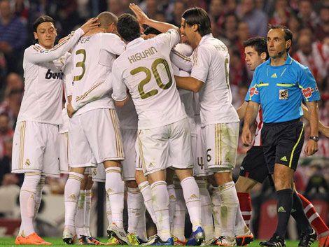 El Real Madrid es el nuevo campeón de la Liga española