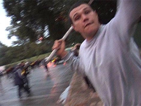 Procesaron con prisión a agresor del camarógrafo de Canal 4