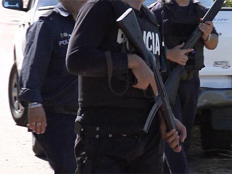 Hay presos jugados que se quieren llevar a policías
