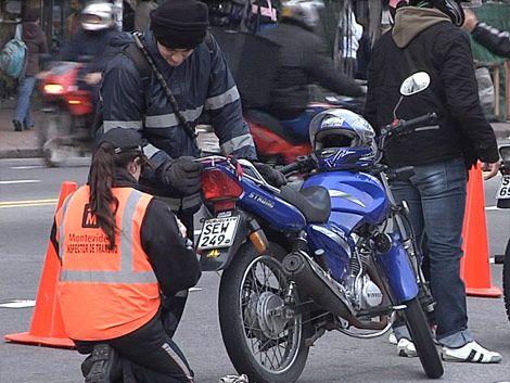 IM aplicó 1.700 multas por picadas en nueve días