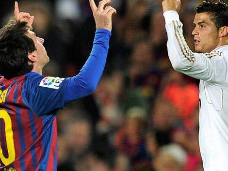Cristiano Ronaldo y Messi igualados en 43 goles