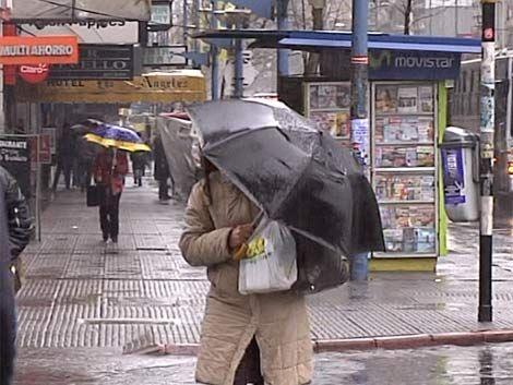 Sábado y domingo con lluvias; el lunes mejora