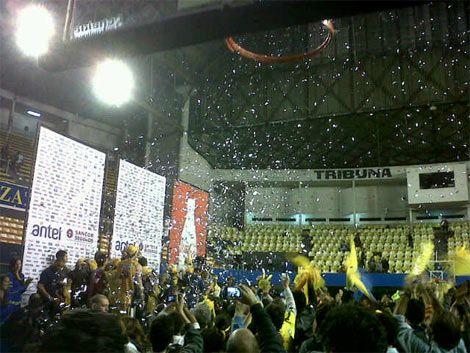 Hebraica es el campeón de la Liga Uruguaya de Basquetbol