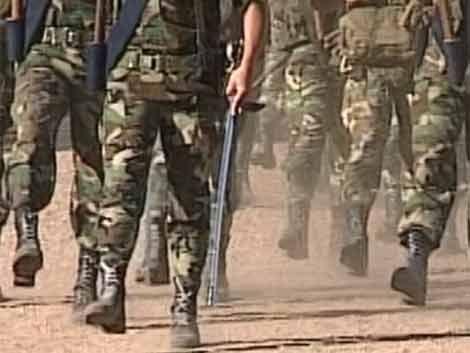 Militares revisarán también a los presos