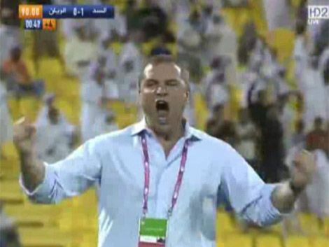 Final uruguaya en Qatar: Aguirre le ganó a Fossati