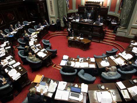 Senado aprobó el doble voto para el presidente del Codicen