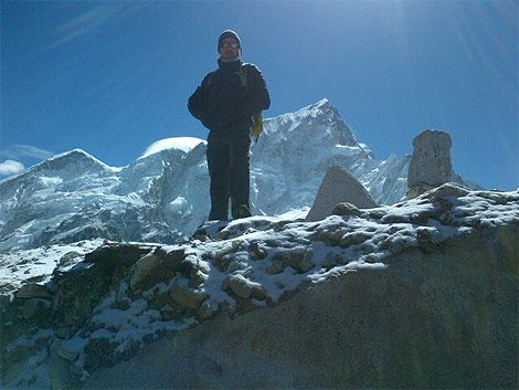 Facundo Arana tuvo un quebranto de salud escalando el Everest
