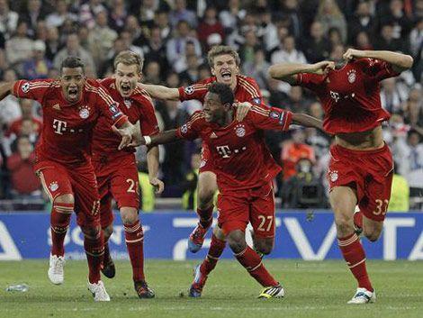 Bayern Munich enfrentará al Chelsea en la final de la Champions