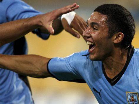 Uruguay empató con Egipto en preparación para los Juegos Olímpico