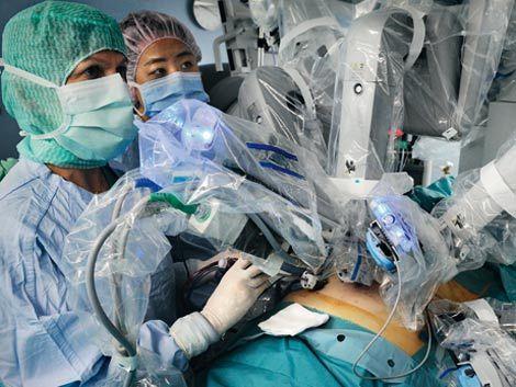 MSP autorizó uso de robot Da Vinci para todo tipo de cirugías