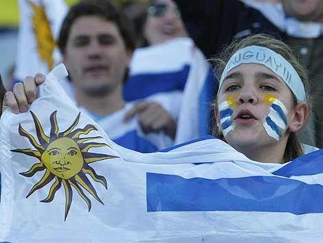 El camino de Uruguay hacia el oro olímpico en Londres