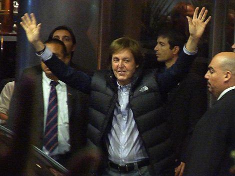 McCartney nominado a los Óscar de la danza por música a un ballet