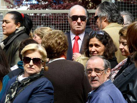El doble del Rey Juan Carlos de España es uruguayo