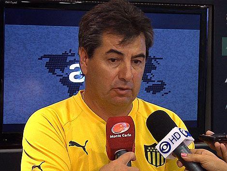 """Jorge Da Silva: """"Vi un equipo lento y sin claridad para jugar"""""""