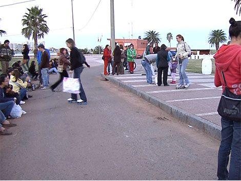 Se celebró en Montevideo el denominado Día de la Tierra