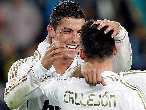Real Madrid acaricia la Liga tras ganar el Derby por 2 a 1