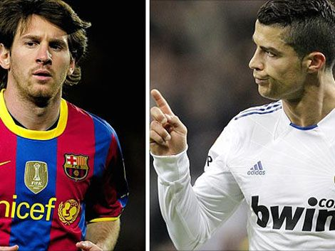 Juegan Barcelona vs Real Madrid y está todo dicho