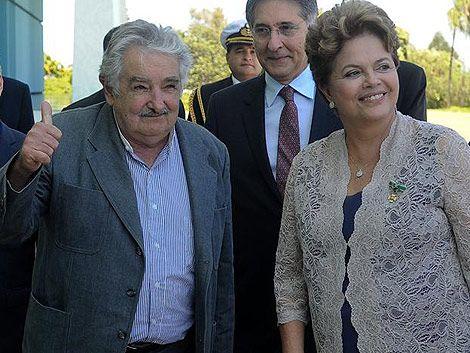 """Mujica pedirá """"colaboración interna"""" para transformar el Mercosur"""