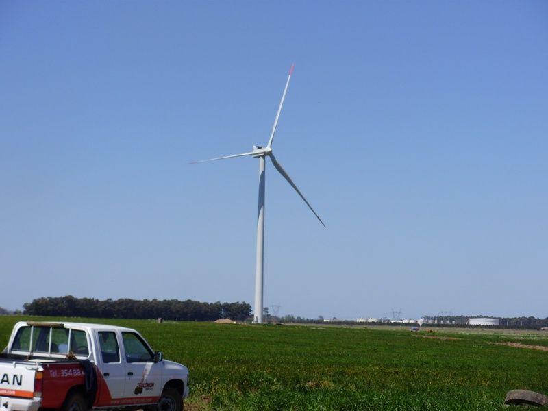 UTE y Electrobras producirán energía eólica en forma conjunta