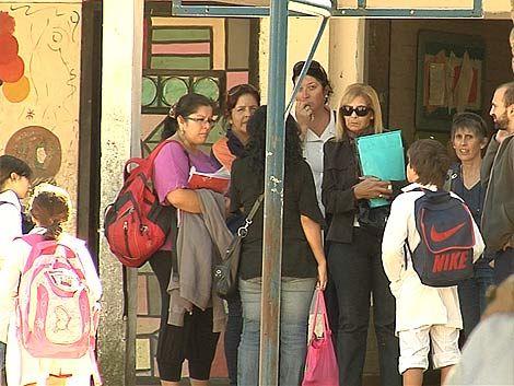 Primaria suspendió las clases en Casavalle por los tiroteos