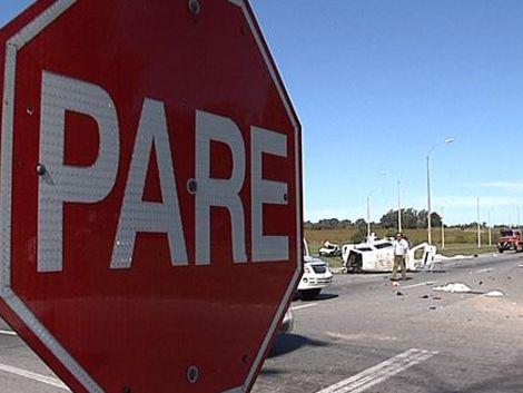 En 2011 fallecieron 572 personas en accidentes de tránsito