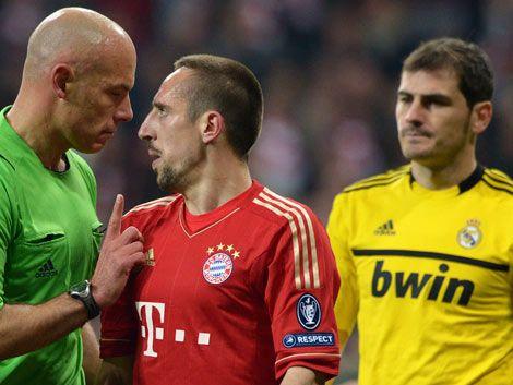 Bayer Munich ganó la primera semifinal al Real Madrid