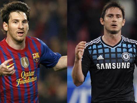 Barca y Chelsea juegan a las 15.45 horas semifinal de Champions